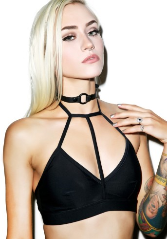 Disturbia_Choker_Swim_Top_Disturbia__3