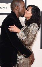 kim-kardashian-kanye-west-2015-grammy-arrivals